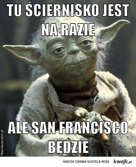 Mistrz Yodaa