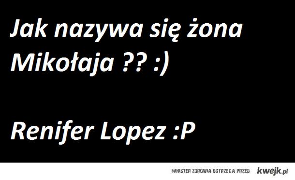 Renifer Lopez :P