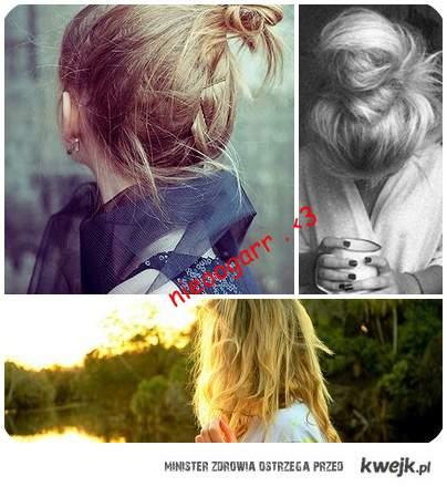 kocham nieoogar na włosach !