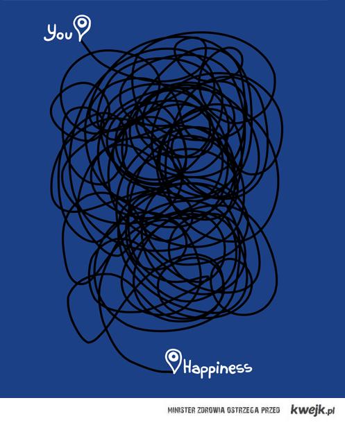 droga do szczęścia