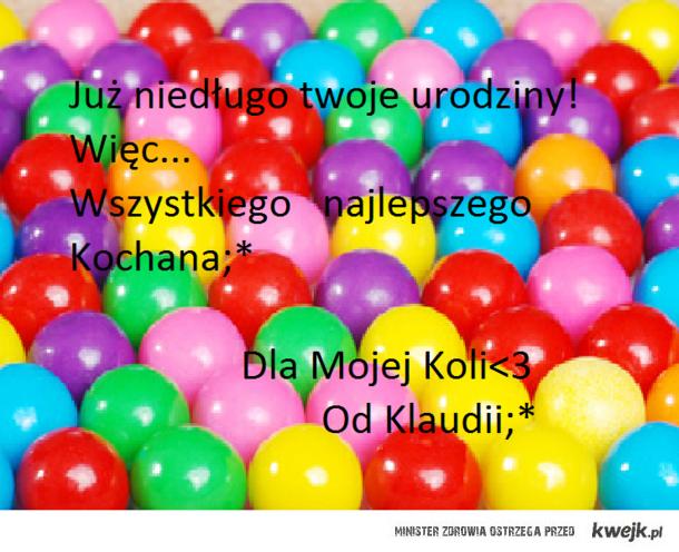 Dla Koli:*