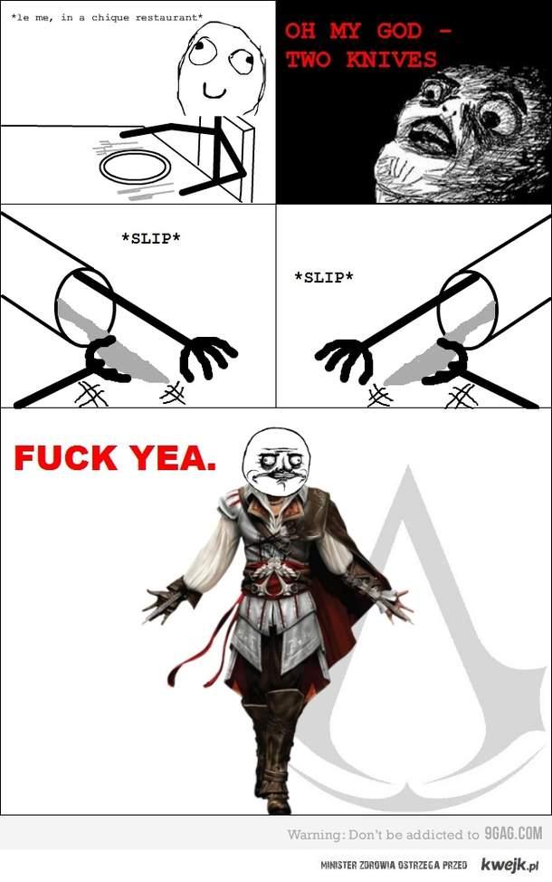 Assassin's Gusta