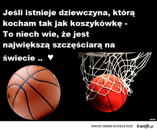 Koszykówka <3