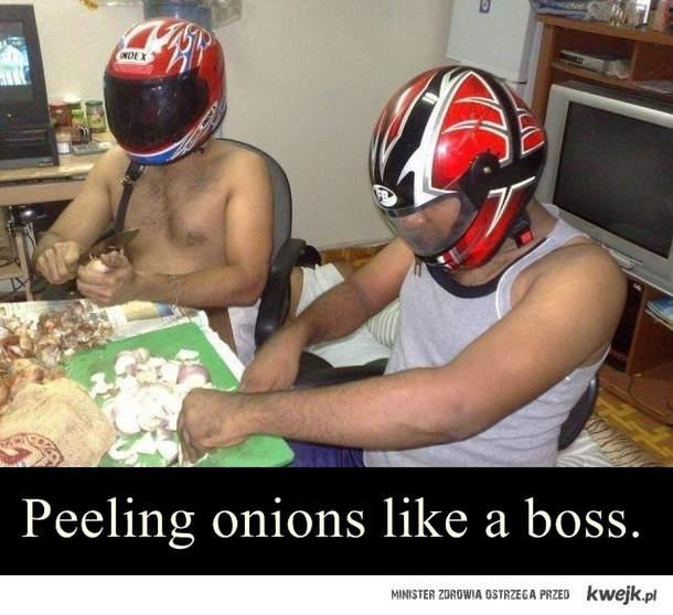 Sposób na cebule