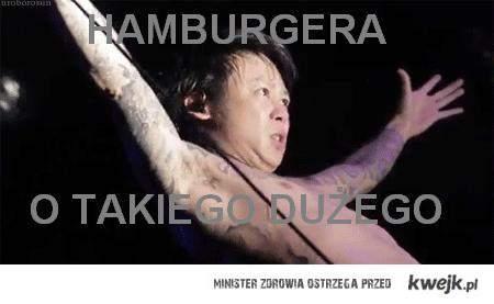 Takie hamburgery!