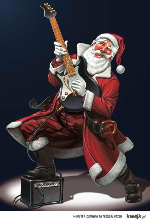 rockin santa