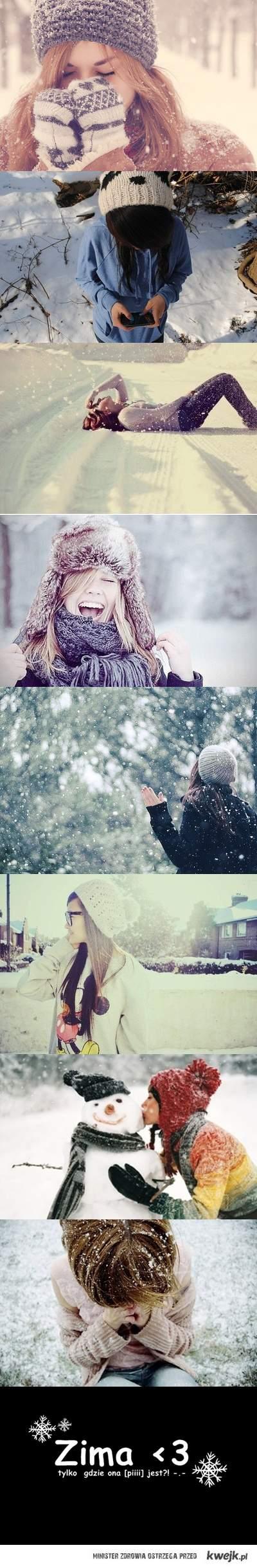 zima ♥
