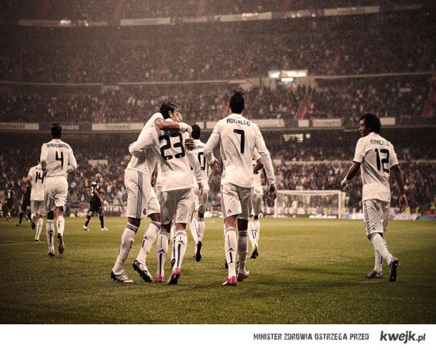 Real Madrid !