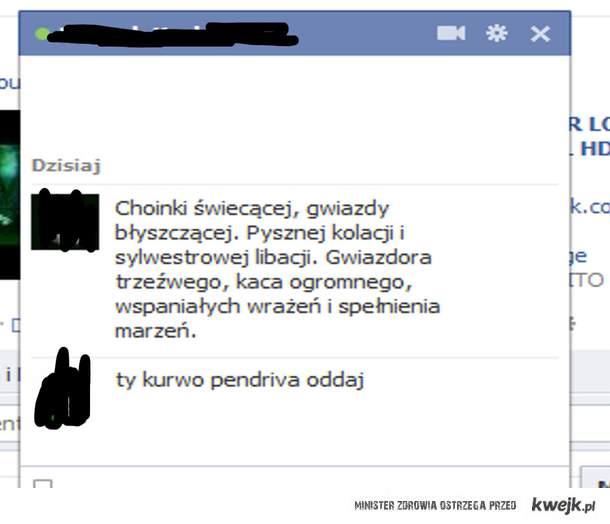 fejsbukowe życzenia