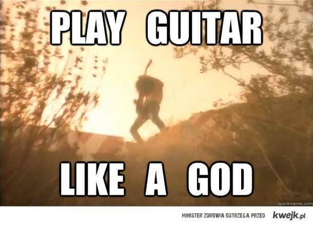 Slash is the God
