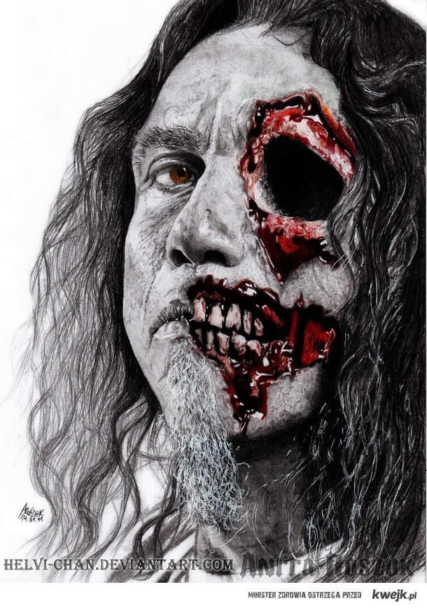 Slayer. Tom Araya