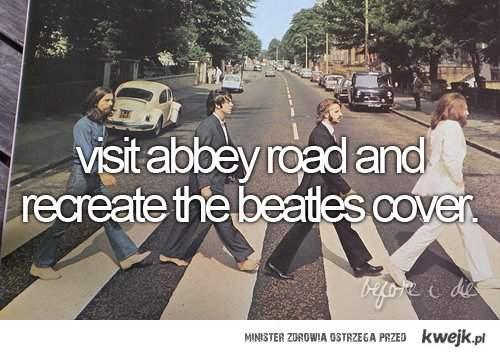 abbey road beatles london♥