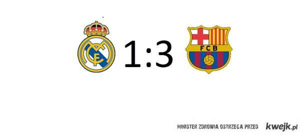 Real 1:3 Barcelona