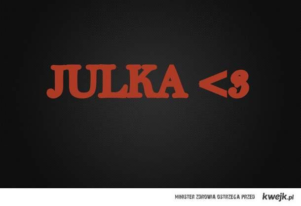 Julka. < 3