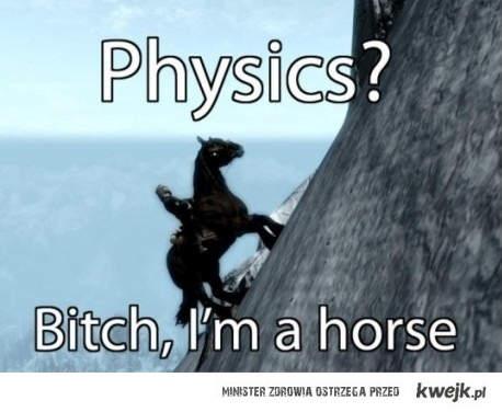 Jestem koniem