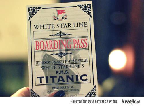 titanic .