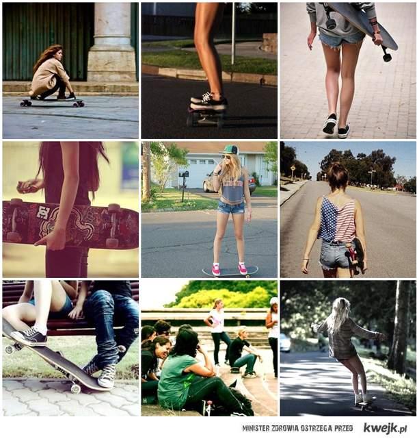 Skate girl <3
