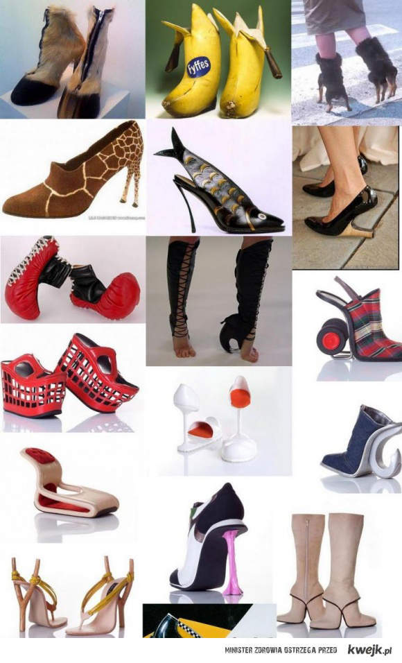 oryginalne obuwie