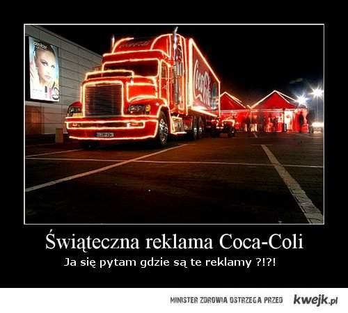 Reklama Coca Cola