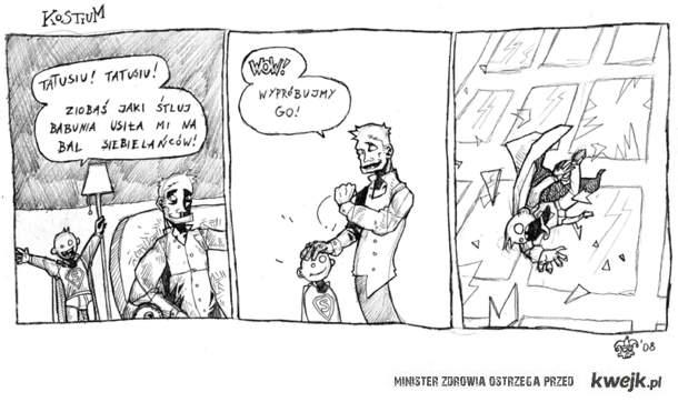 Spellcaster jest mistrzem polskich komiksów!