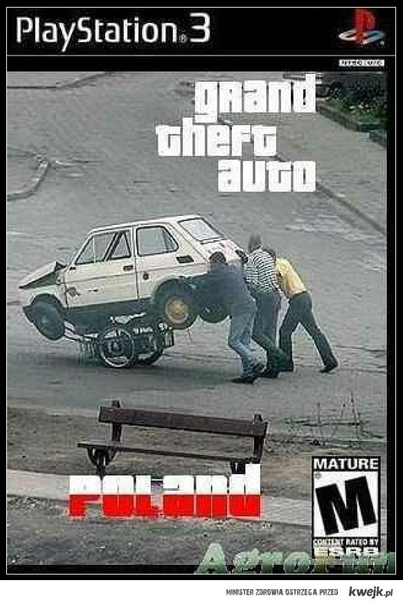 Grand Theft Auto Poland