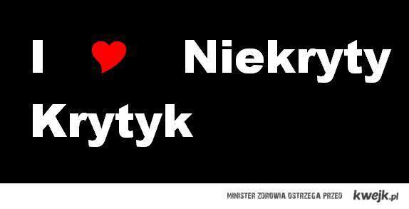 I ♥ Niekryty