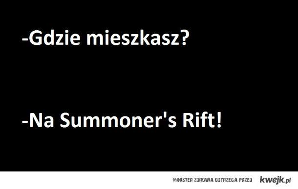 Lol, Summoner's Rift