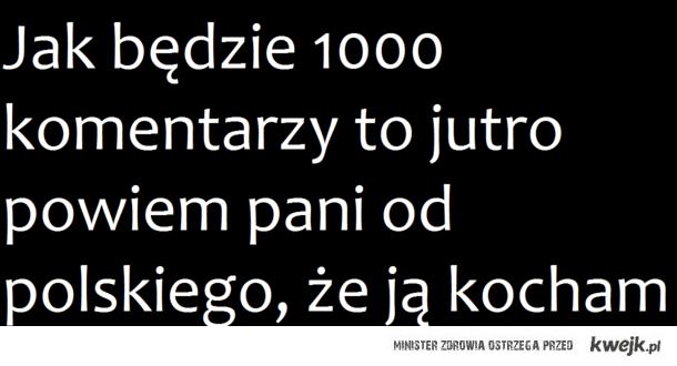 Pani Od Polskiego <3