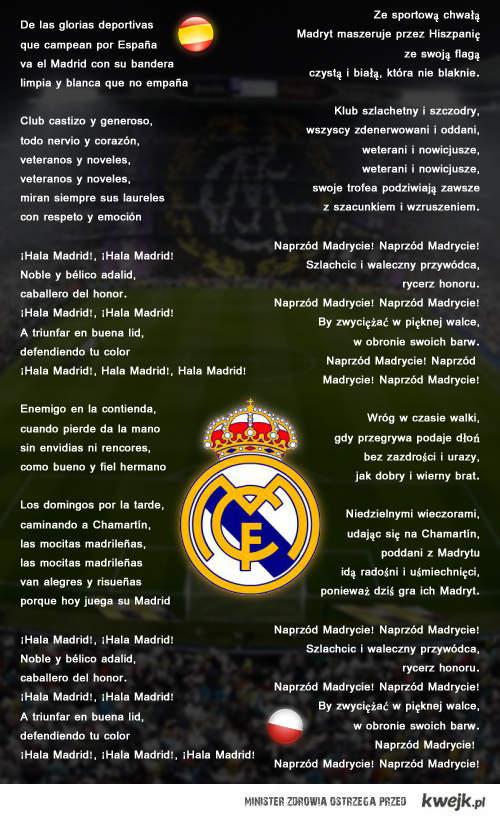 Himno del Madrid
