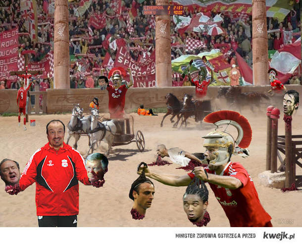Liverpool arena