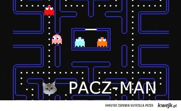 pacz-man