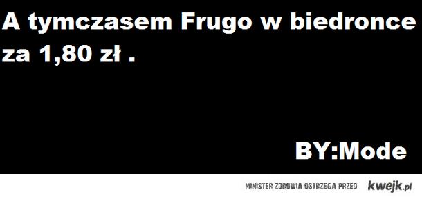 Frugo of Biedronka