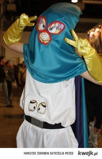 Genialny cosplay
