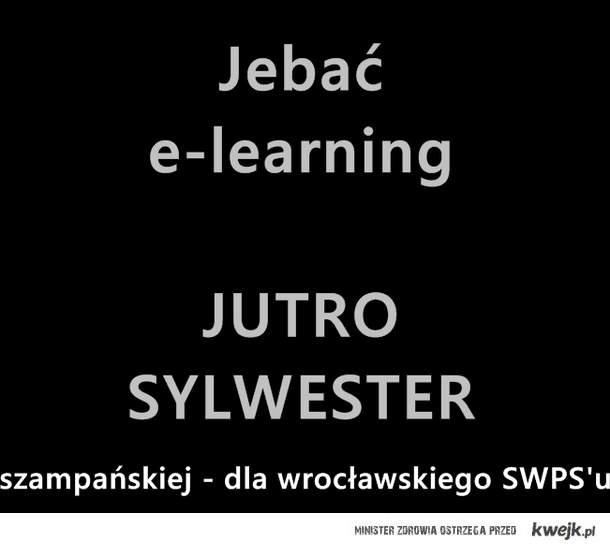 jebać e-learning