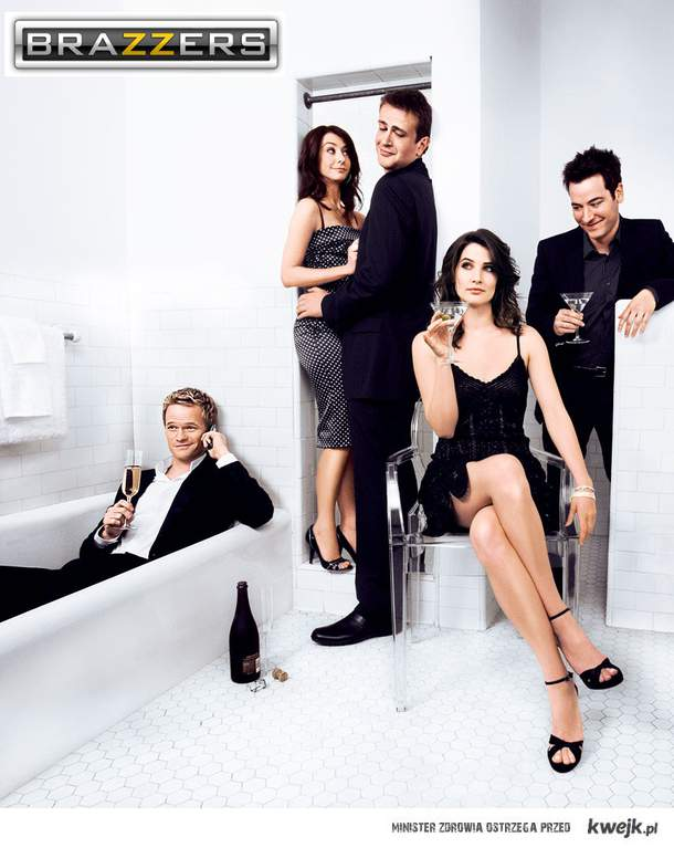 how I met your mother brazzers style