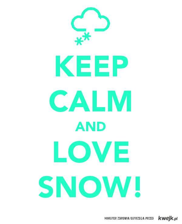 Snow. ♥
