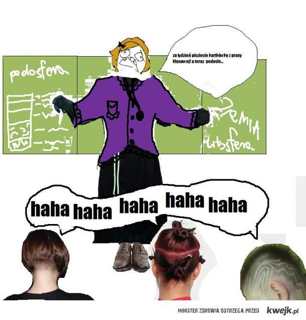 ah ci nauczyciele...