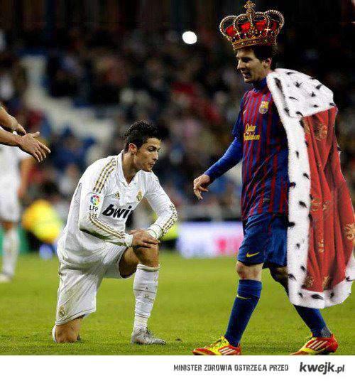 Król Messi