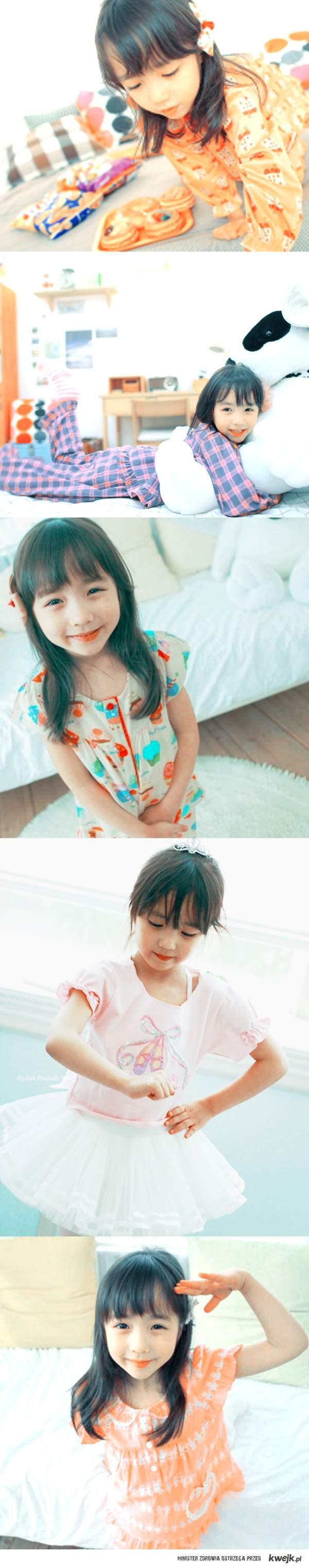 Koreańska dziewczynka