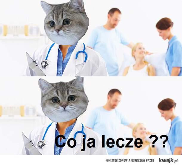 Co ja lecze ?