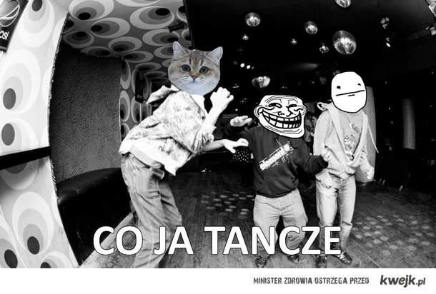 co ja tancze