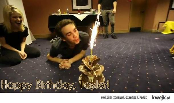 Happy Birthday, Taylor <3