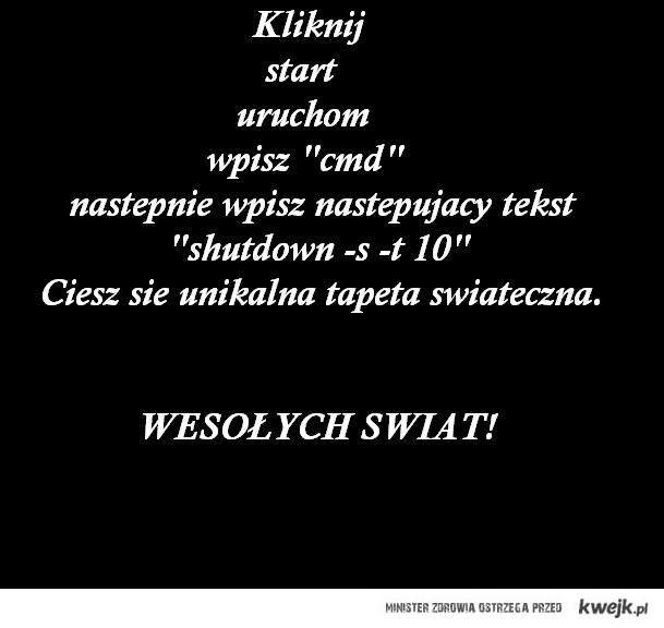 joke : )