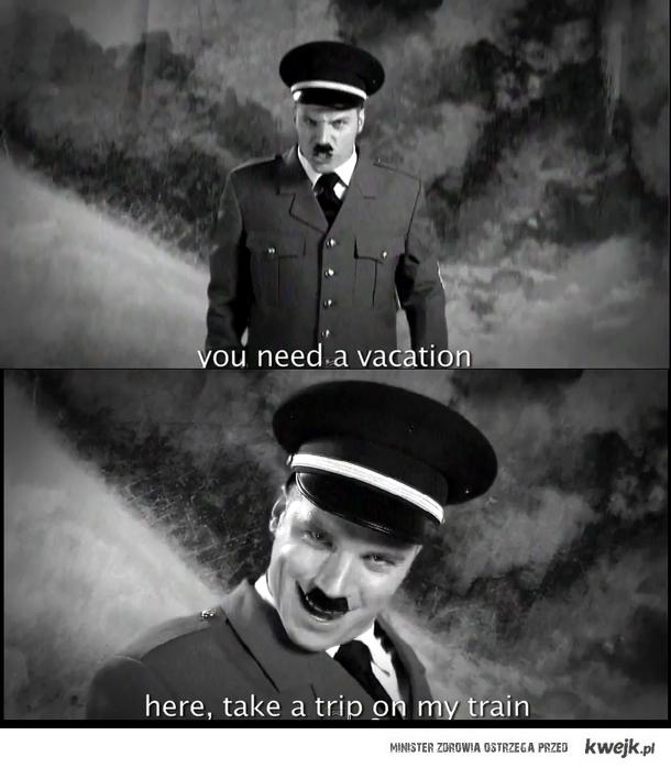 Potrzebujesz wakacji...