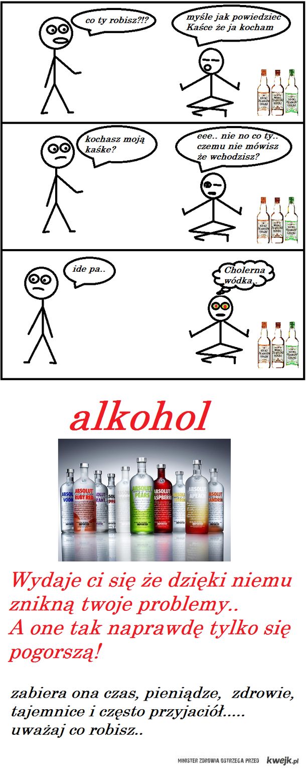 Alkohol to zuo!