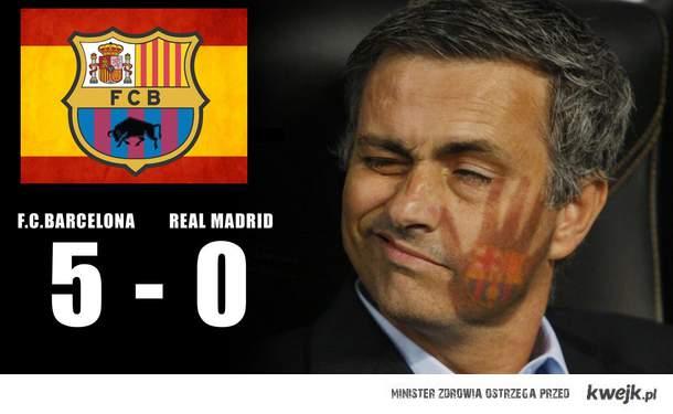 Slap Mourinho