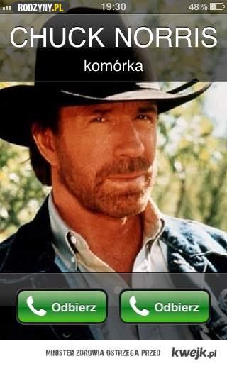 Chucka nie odrzucisz