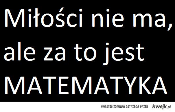 matematyka<3