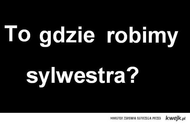 sylwester where?
