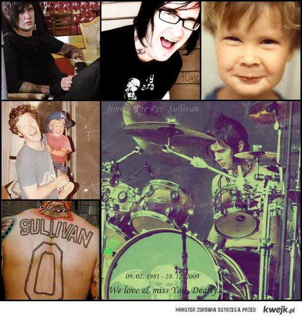 "R.I.P Jimmy ""The Rev"""